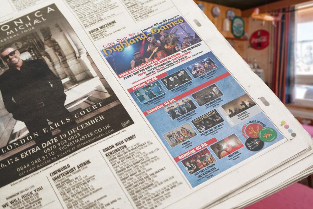 Flyer-Newspaper
