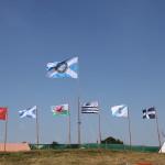 Celtic Flags 2018